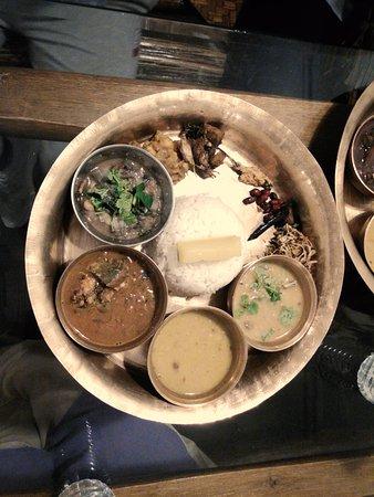 Phunga, Manipuri Restaurant