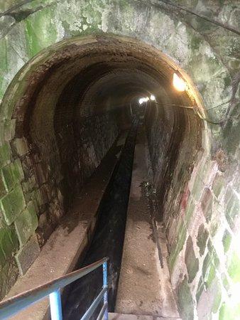 Puerto Pesquero: Tunel