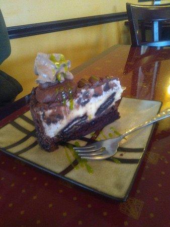 Palmyra, Пенсильвания: chocolate cake
