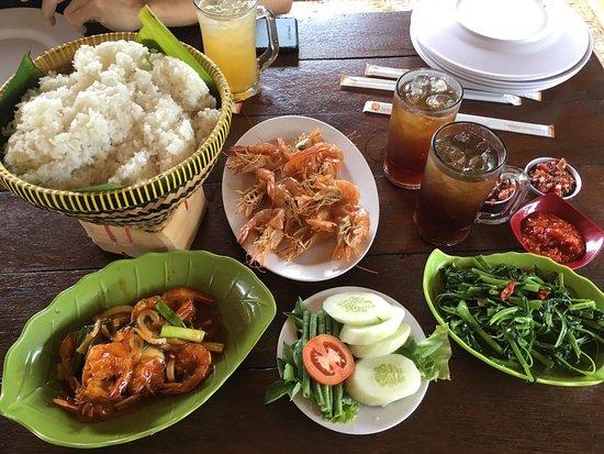 Gubug Makan Mang Engking Surabaya Ulasan Restoran Tripadvisor