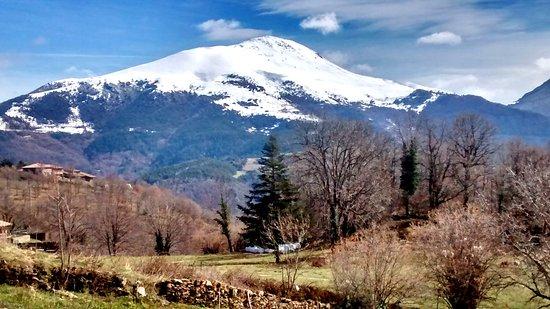El Taga visto desde Campelles