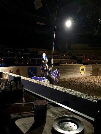 Photo of Performing Arts Venue Medieval Times Dinner & Tournament at 10 Dufferin St, Toronto M6K 3C3, Canada