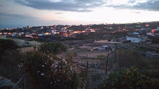 Tenerife Climbing House: view