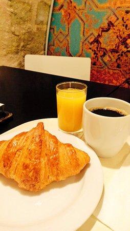 Victoria Hotel: Breakfast