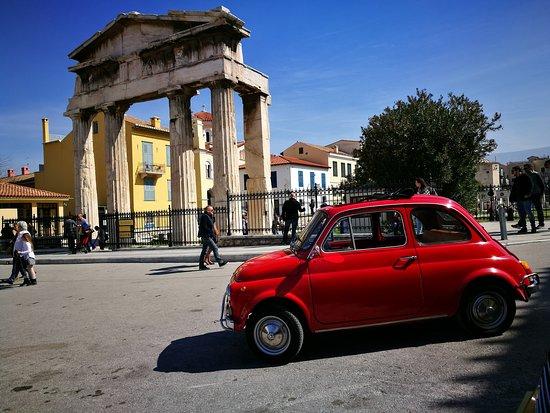 Athenian Wheels