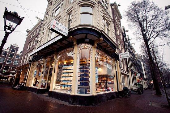 Athenaeum Boekhandel & Nieuwscentrum