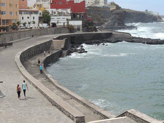 Bajamar, Spanyol: Boardwark