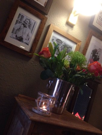 Lampeter, UK: Grannell Hotel Restaurant