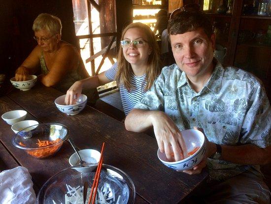Captain Cook, Hawái: pickling