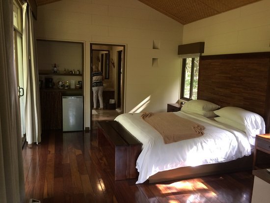 El Silencio Lodge & Spa: View of sleeping area