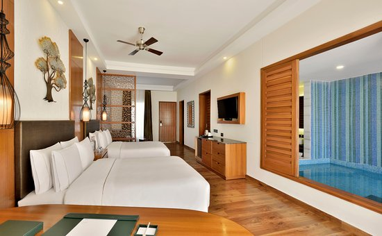The Westin Pushkar Resort Spa Luxury Villa With Private Indoor Plunge Pool