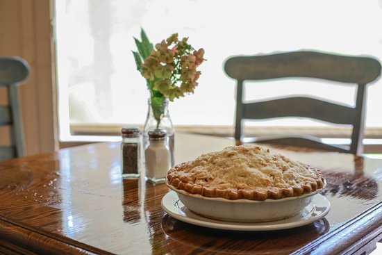 Crestwood, Μιζούρι: One of our homemade pies