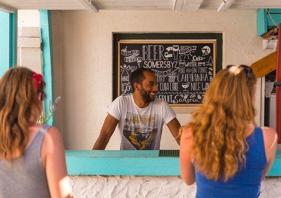 Nice Way Cascais Hostel and Surf Camp: Our Fabulous Bar