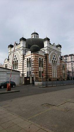 Central Sofia Synagogue (Tsentralna Sofiiska Sinagoga): _20170305_160226_large.jpg