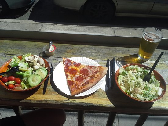 Photo of American Restaurant Pizza Port Ocean Beach at 1956 Bacon St, San Diego, CA 92107, United States