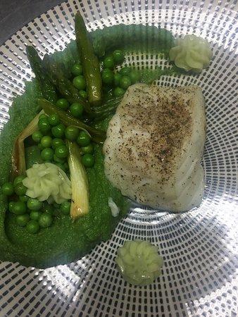 Restaurant le jardin des saveurs dans lesigny avec cuisine for Restaurant avec jardin dans le 92