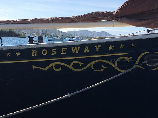 Sailing Adventures on Roseway