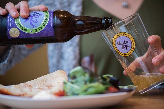 Amser Da: We offer a wide selection of Beer, Wine & Spirits