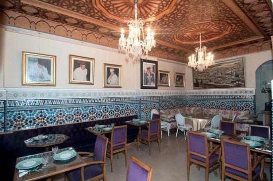 Salon typiquement marocain - Bild von Le Cuisto Traditionnel ...