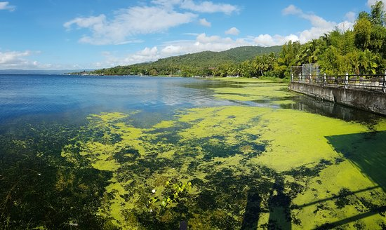Club Balai Isabel: The lake is not good for swimming though, and here's why