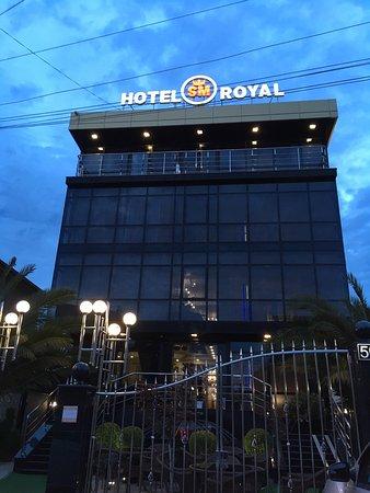 SM Royal Hotel