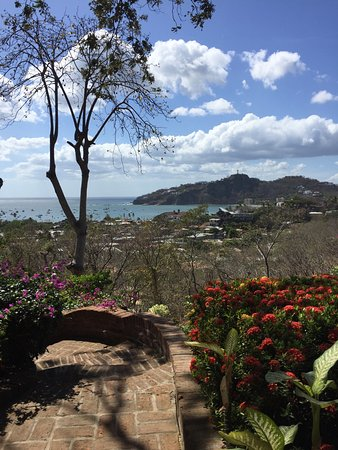 Pelican Eyes Resort & Spa: view from Casa Vista al Mar