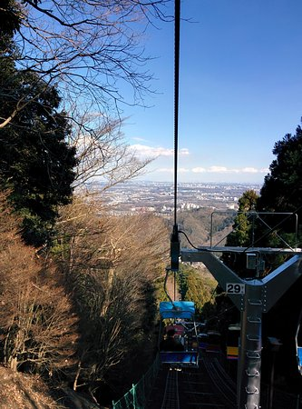 Mt. Takao Chairlift: IMG_20170309_144637_large.jpg