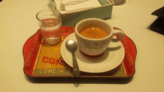 Sao Caetano do Sul, SP: Café expresso