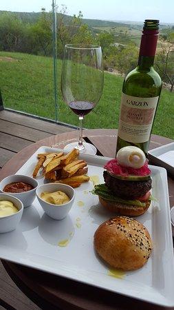 Garzon, Уругвай: degustando um ótimo vinho