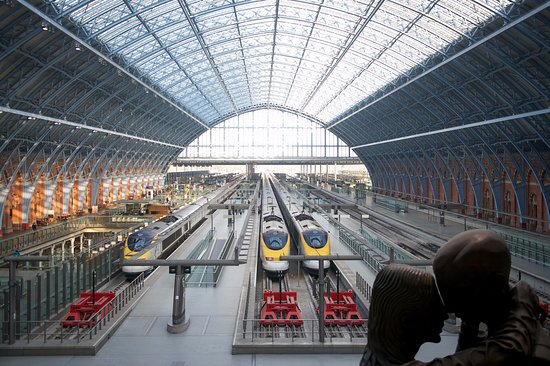 ‪St. Pancras International Station‬