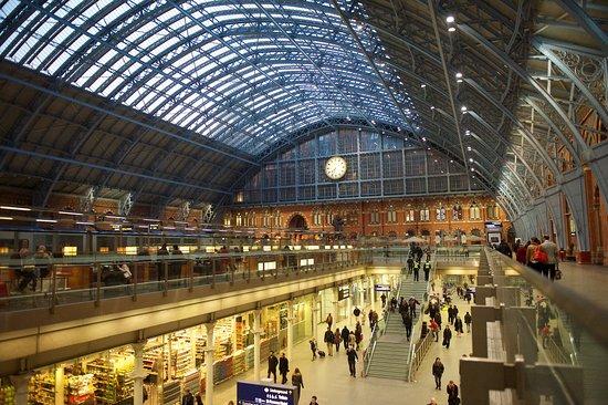 St Pancras International Station London All You Need