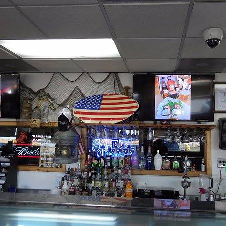 Milford, DE: the bar