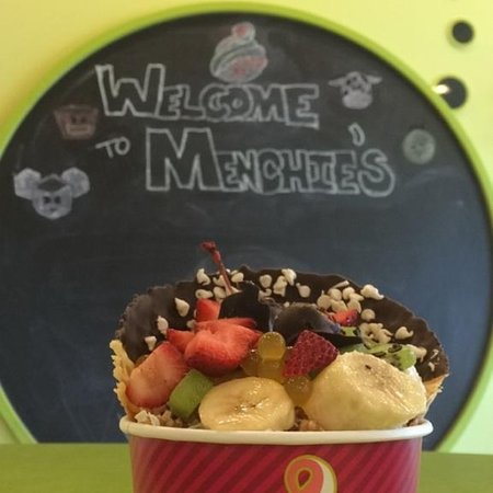 Menchie's Lawrence Park