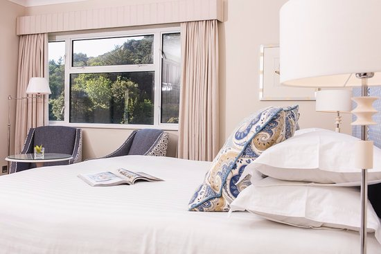 St. Brelades Bay Hotel: Garden View Room