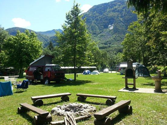 Camp Vodenca