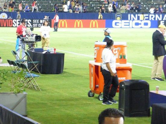 Carson, CA: International Champions Cup - Leicester City vs. PSG- StubHub Center
