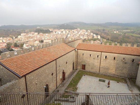 Montalbano Elicona, Italia: Borgo