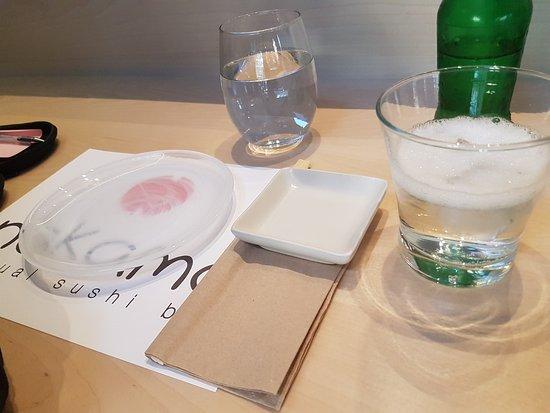 Nea Smirni, Grecja: Nakama Casual Sushi Bar