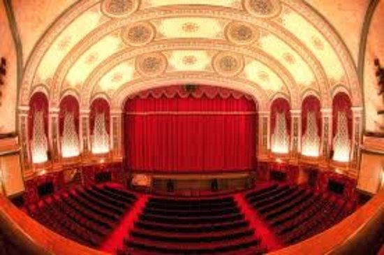 Saginaw, MI: Theatre