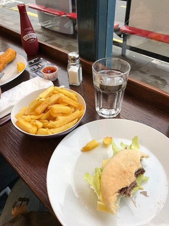 Photo of Seafood Restaurant Baileys Fish and Chips at 115 Dawes Rd, London SW6 7DU, United Kingdom