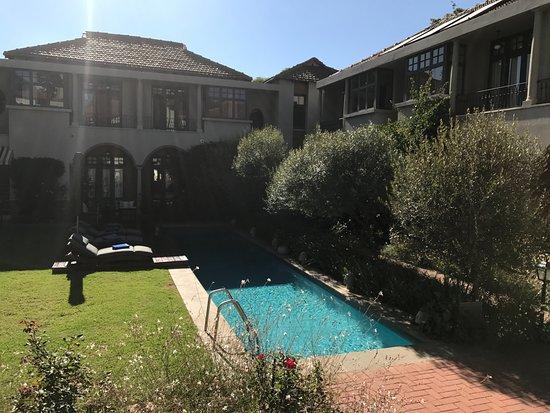 I've just found my favourite Johannesburg hotel!