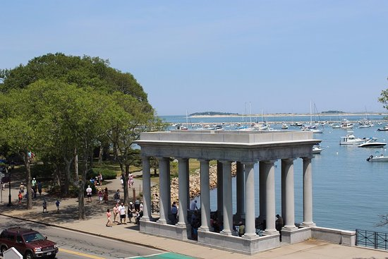 Photo of Historic Site Plymouth Rock at Water St, Plymouth, MA 02360, United States
