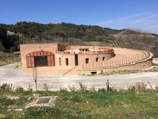 Montalcino, Italy: Ancient Technology Employed To Modertn Advantage