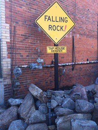 Denver Microbrew Tour: Falling Rock Tap House