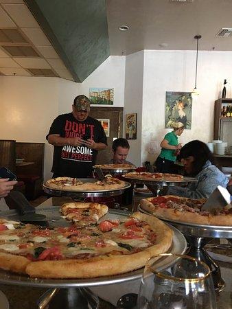 San Remo's Pizzeria & Mediterranean Kitchen