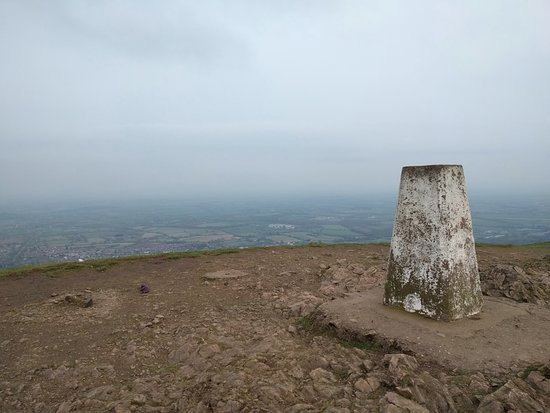 Colwall, UK: At the top of the Malvern Hills!