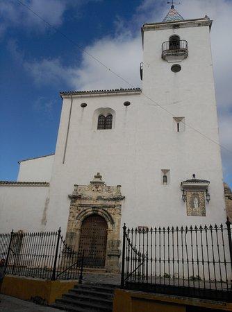 Puerto Real, Spanje: Puerta de las Novias, estilo plateresco. Renacentista.