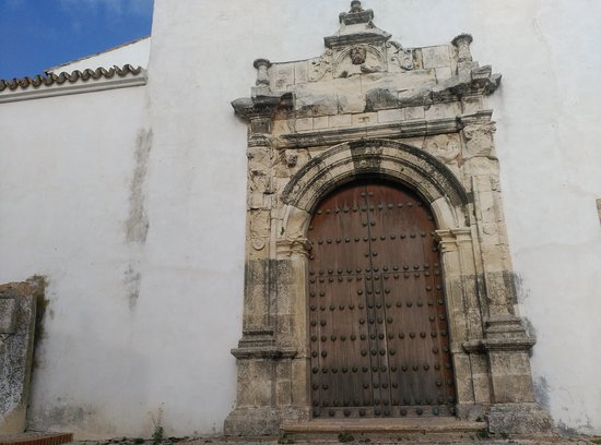 Puerto Real, Spanje: Portada. S. XVI.