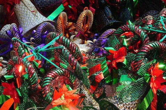 Tzintzuntzan, Mexico: Ihuatzio baskets