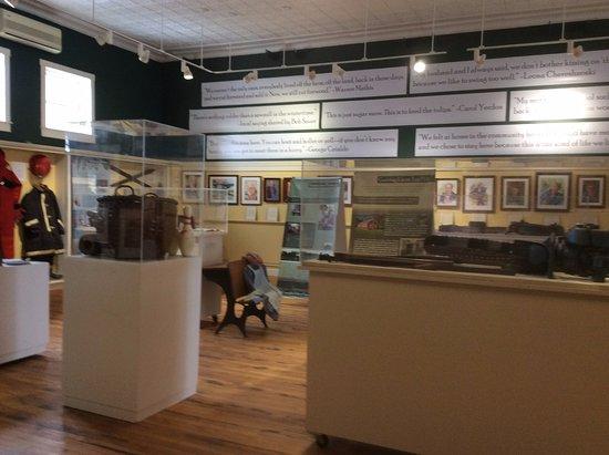 Canton, Νέα Υόρκη: Historical display
